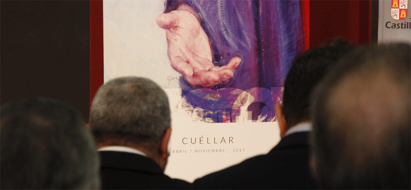 La Fundación Las Edades del Hombre presentará oficialmente el lunes en Cuéllar `Reconciliare´