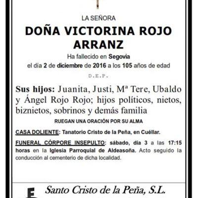 Victorina Rojo Arranz