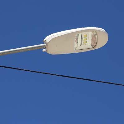 Una decena de municipios de la comarca cambian el alumbrado público por luces LED
