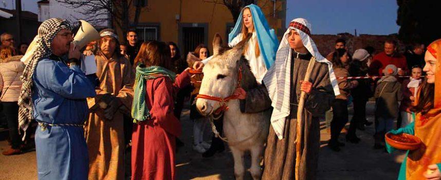 Zarzuela del Pinar acoge mañana su XXI Belén Viviente