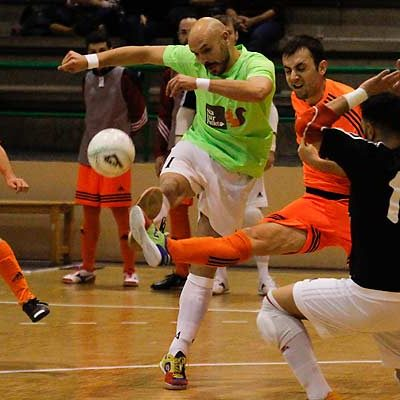 El FS Naturpellet venció al Zamora y asciende a la cuarta posición
