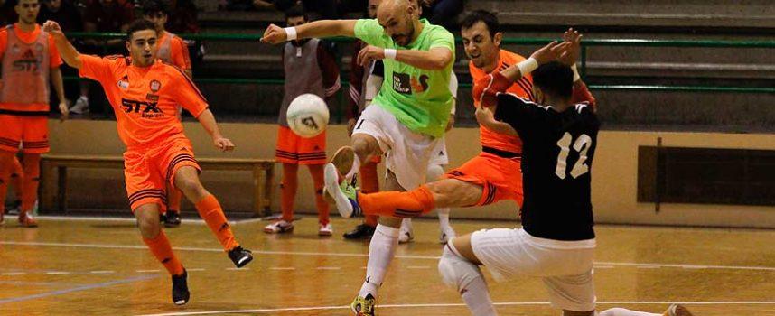 El FS Naturpellet Cuéllar recibe en el primer partido de liga en casa a un peligroso Zamora