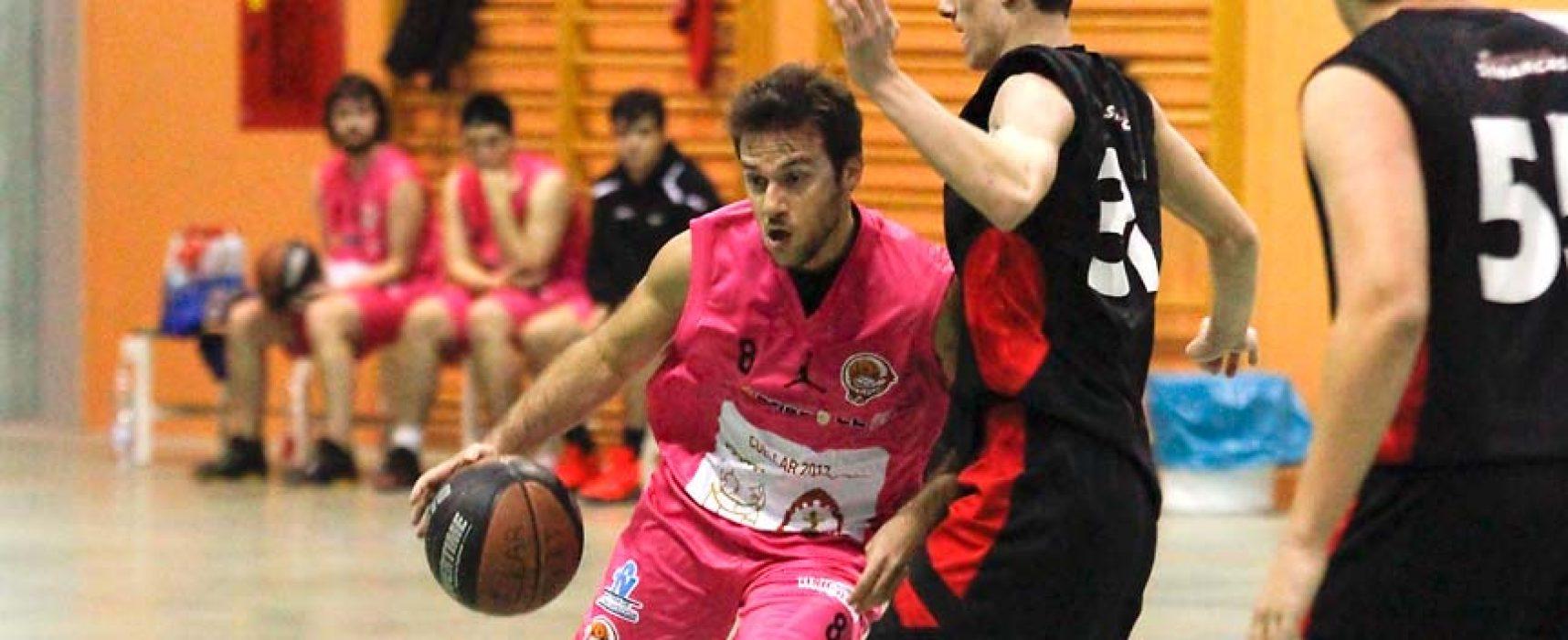 Baloncesto Bocagrillo Cuéllar cae ante el líder por cinco puntos