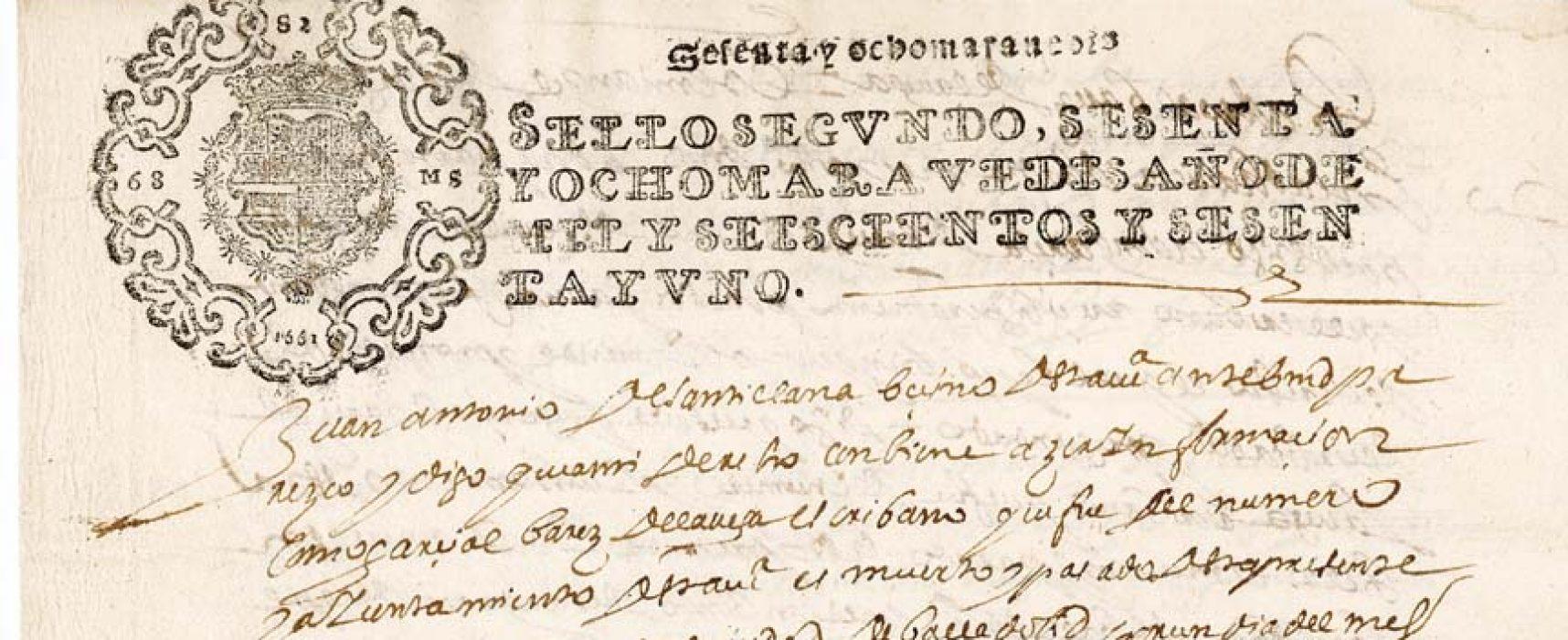 Oficios concejiles privativos de los caballeros hijosdalgo en el siglo XVII (I)