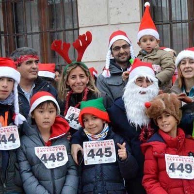 Campaspero congregó a más de 500 participantes en su II Carrera Popular `Navibuena´