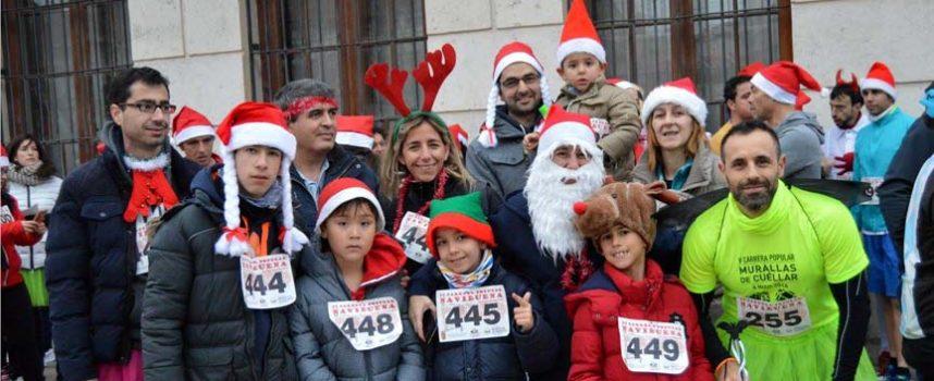 Campaspero se prepara para la IV Carrera Popular Navibuena