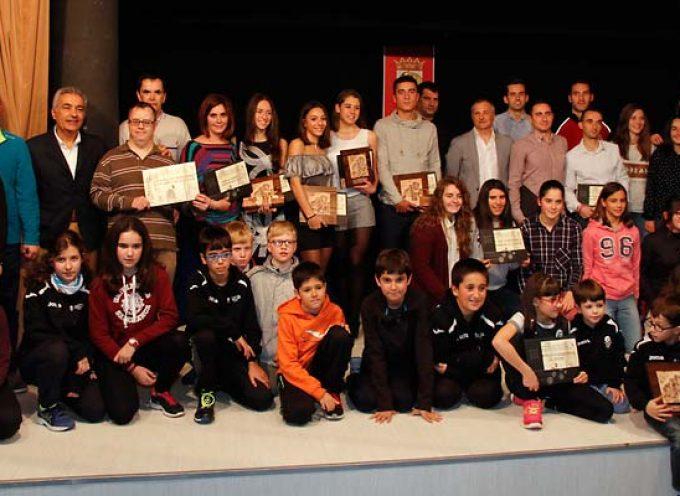 Santiago Polo y Fermín Quevedo galardonados con el Premio Javier Rodríguez Sanz al Deporte 2017