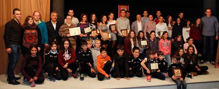 Premios al esfuerzo, los valores y la promoción del deporte en la comarca
