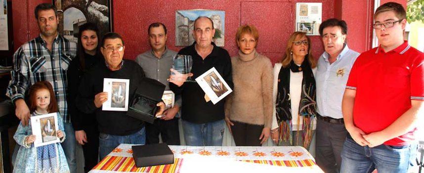 El Bar `La Plazuela´ recibió su galardón como ganador del concurso de Tapas de San Andrés