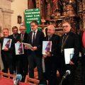 Un preámbulo y cuatro capítulos darán forma a `Reconciliare´ en las iglesias de San Andrés, San Martín y San Esteban