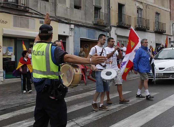 El PSOE denuncia la falta de efectivos en la plantilla de la Policía Local de Cuéllar