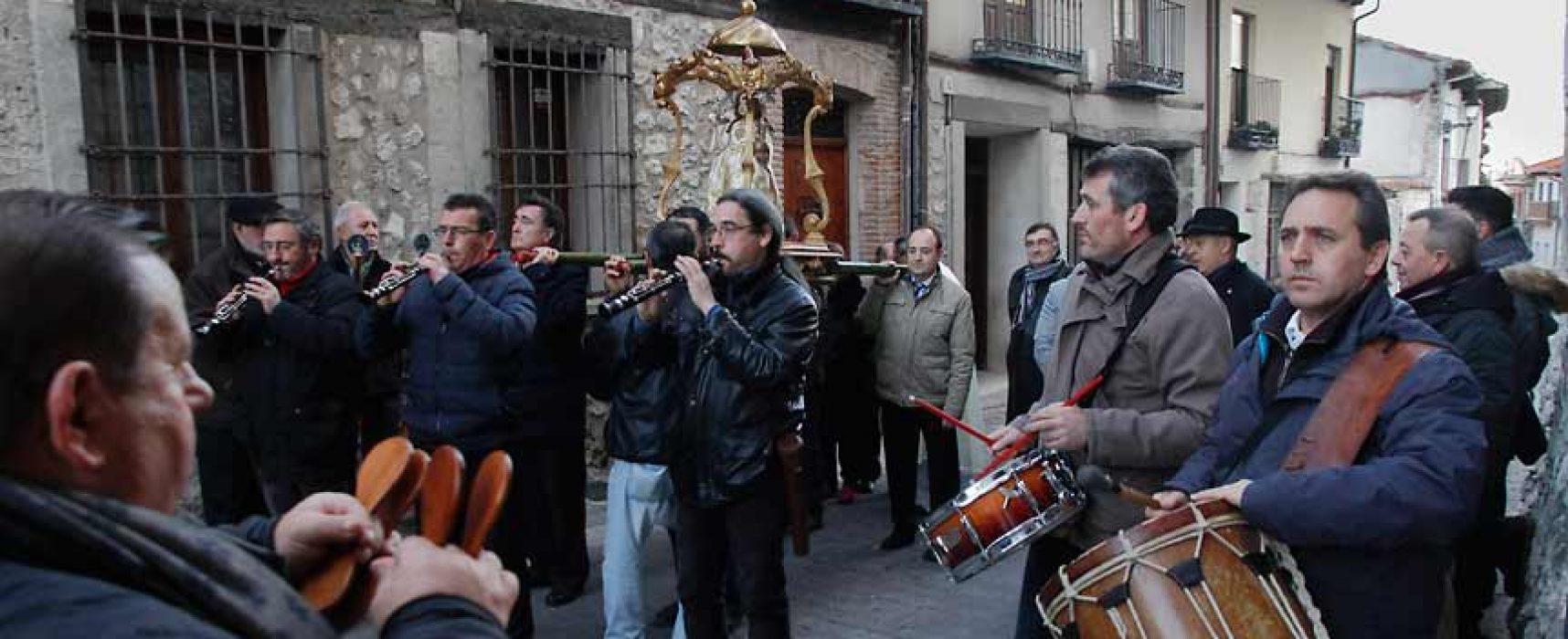 El Niño de la Bola volverá a recorrer las calles del conjunto histórico de Cuéllar