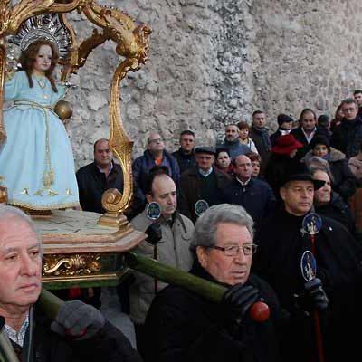 El Niño de la Bola protagonista de la tarde de Reyes en Cuéllar