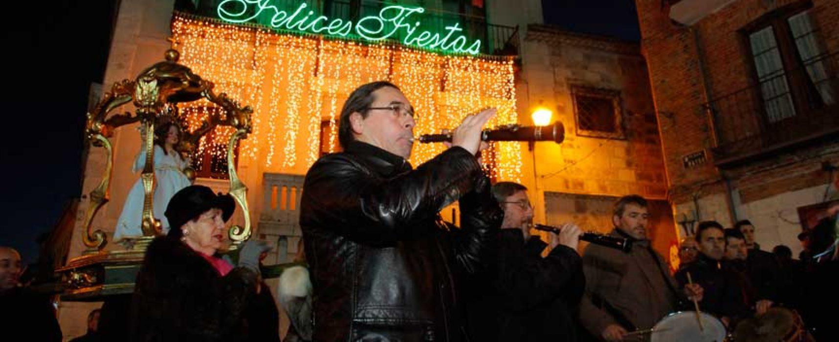 El Niño de la Bola cumplió con la tradición el Día de Reyes