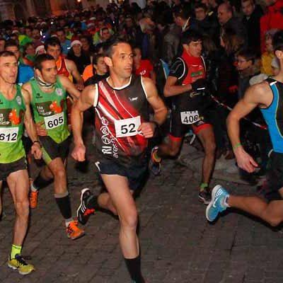 Atletismo Cuéllar anima a corredores y voluntarios a participar en la San Silvestre Cuellarana