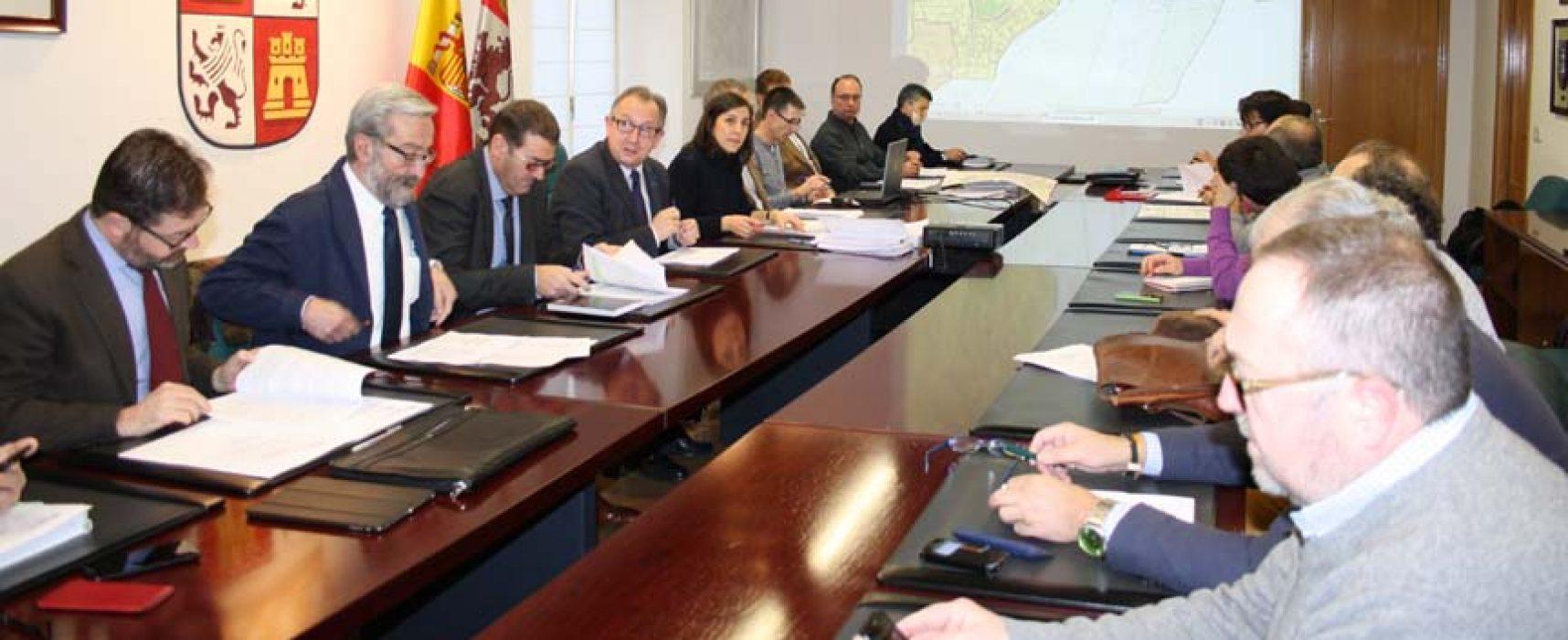La Comisión Territorial de Medio Ambiente considera viable la propuesta de un centro de turismo sostenible y educación ambiental en Fuentidueña