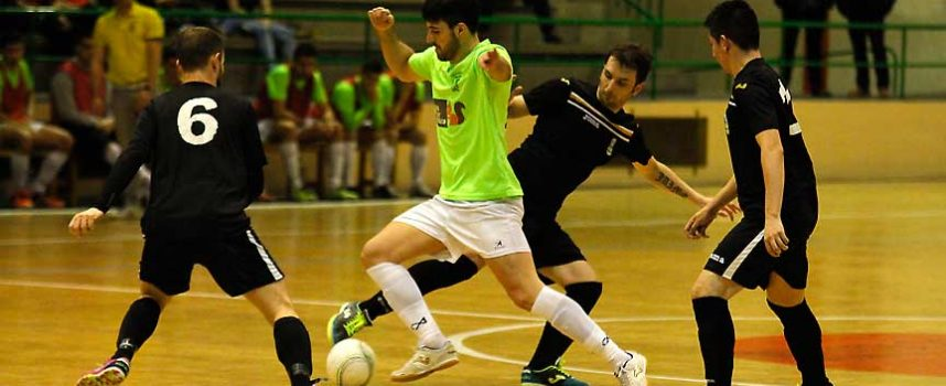 El FS Cuéllar Cojalba quiere conseguir en casa su primera victoria de la temporada