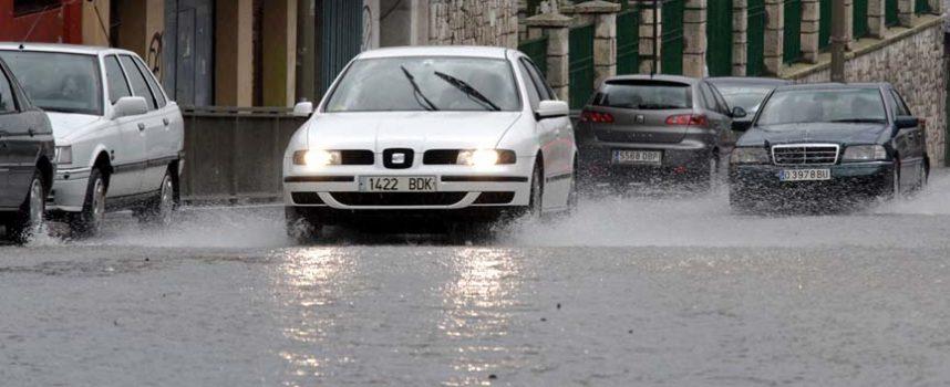 Aemet advierte de chubascos y tormentas fuertes en amplias zonas de la península