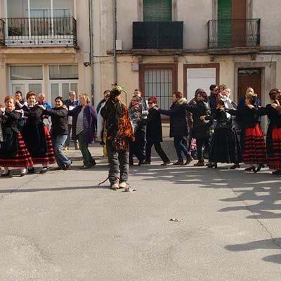 Fuenterrebollo celebrará el sábado Santa Águeda