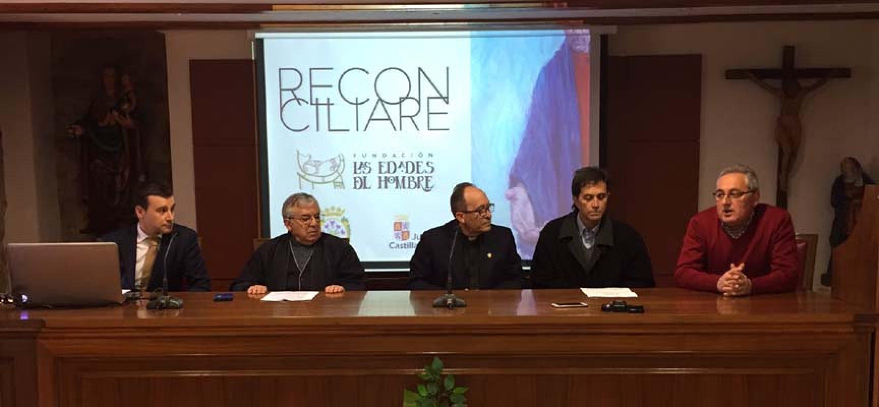La diócesis de Ciudad Rodrigo aportará dos obras a `Reconciliare´
