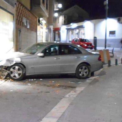 Los accidentes en el casco urbano de Cuéllar se redujeron un 43% en 2016