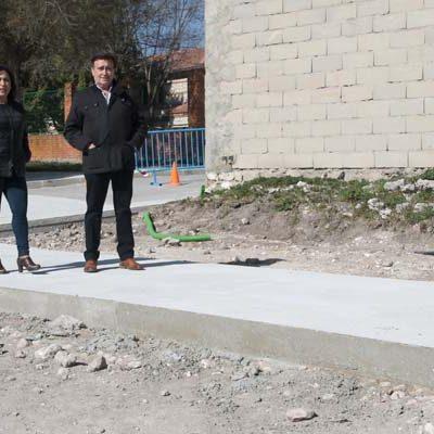 El Ayuntamiento instalará baños públicos para los visitantes a Las Edades