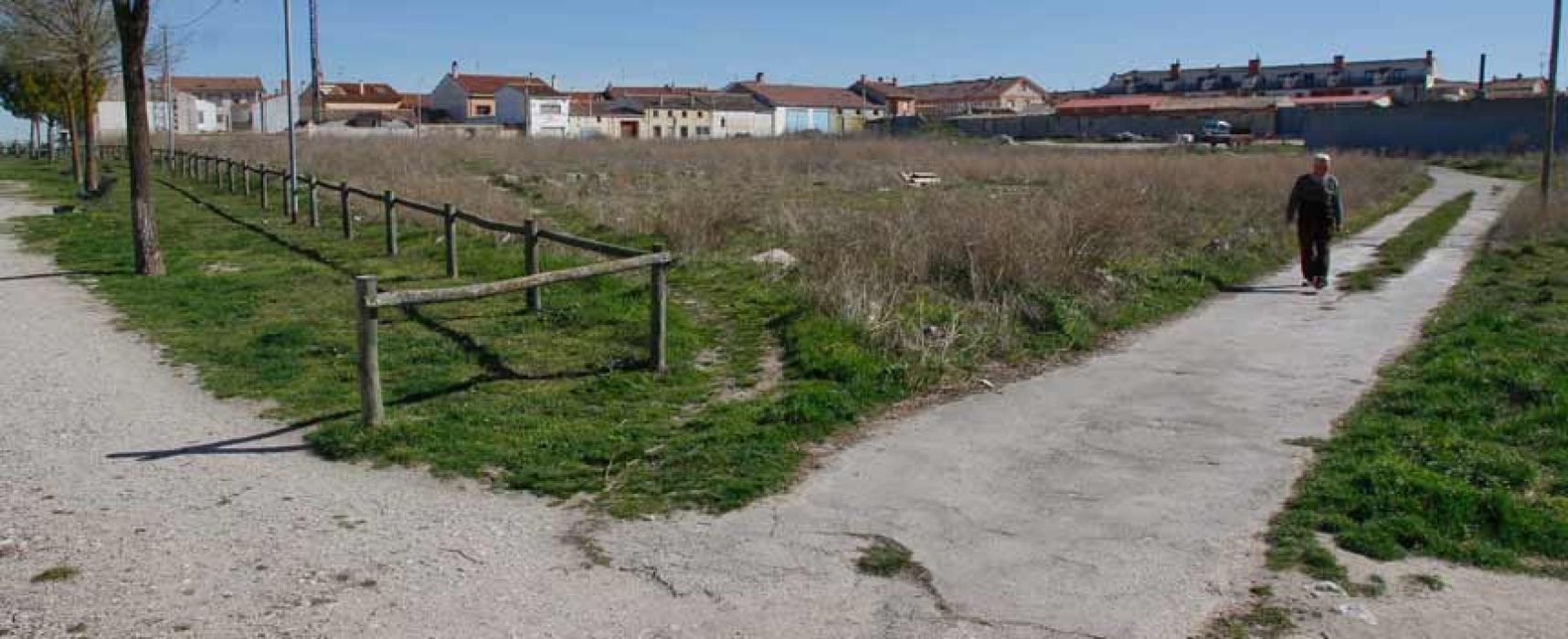 El Ayuntamiento inicia el acondicionamiento de los aparcamientos para autobuses y turismos de cara a Las Edades del Hombre
