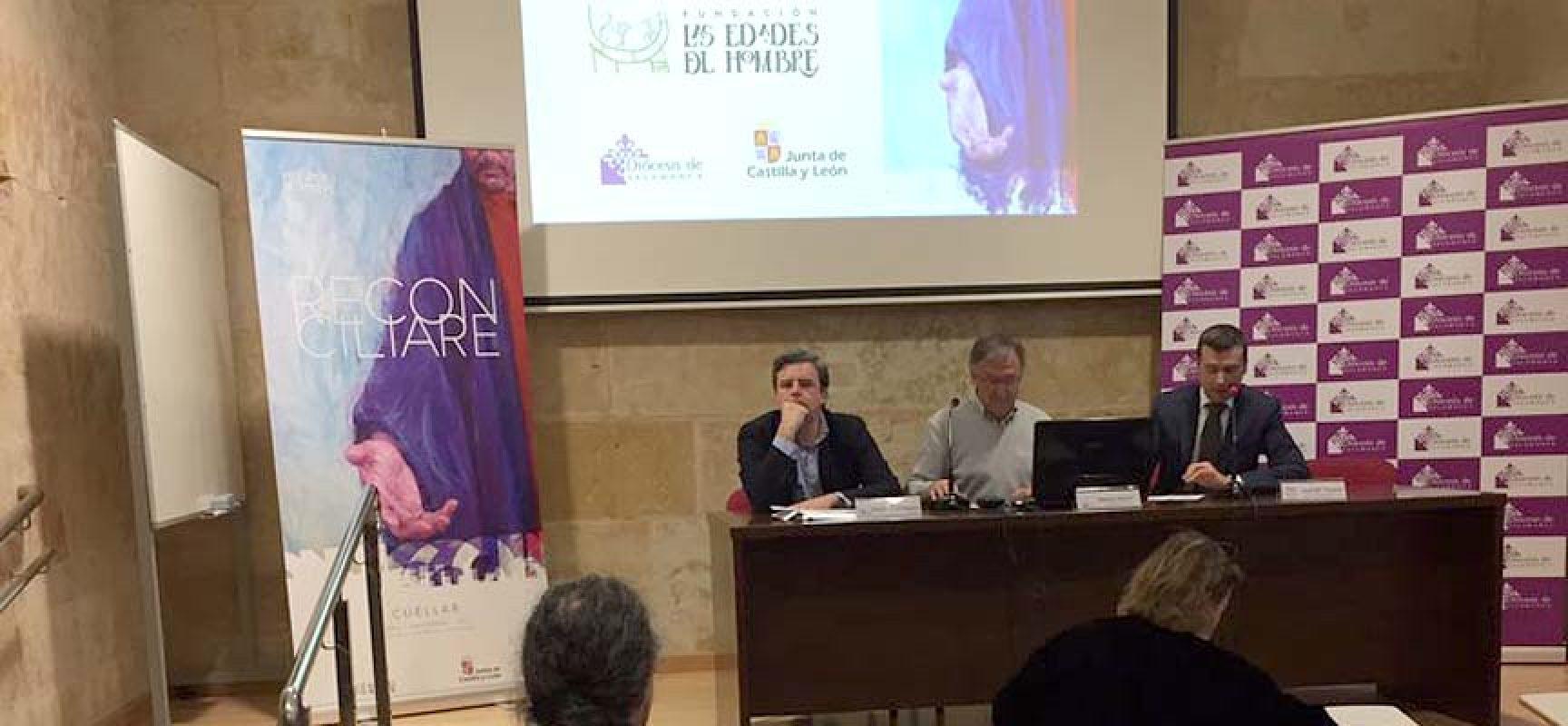 La Diócesis de Salamanca aporta dos piezas artísticas a la exposición 'Reconciliare' de las Edades Cuéllar 2017