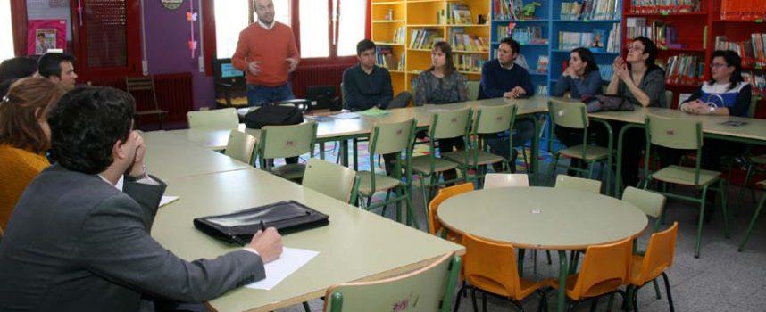 El CEIP Santa Clara abrió sus puertas a los padres de nuevos alumnos