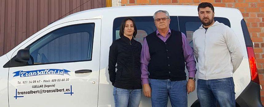 Asetra reconoce con su premio Acueducto de Plata a la empresa cuellarana Transalbert y a la Fundación Edades del Hombre