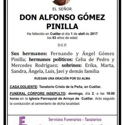 Alfonso Pinilla Gómez