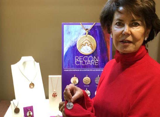 La Joyería soriana Monreal diseña las joyas oficiales de `Reconciliare´