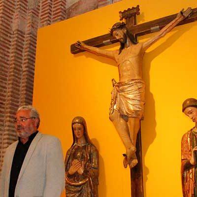 `Reconciliare´: 96 piezas de arte sacro de Castilla y León y otras comunidades