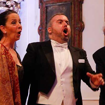 Ópera y versos de Alfonsa de la Torre en el concierto inaugural `Reconciliare´