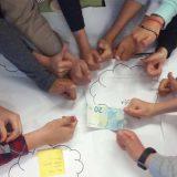 Arranca el desafío solidario de los 5 euros en Cuéllar, Mudrián y Tres Casas.