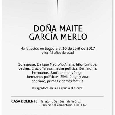 Maite García Merlo