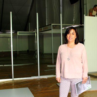 La Feria de Cuéllar contará con 140 expositores en sus más de 15.000 metros cuadros