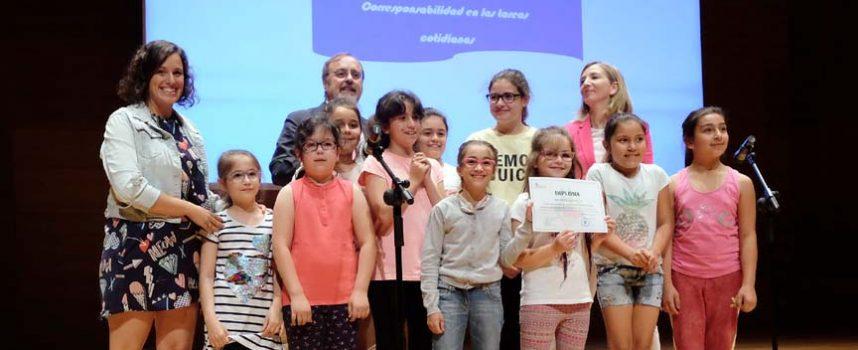 El CRA Retama de Chañelogra uno de los premios del concurso `Entre Iguales´