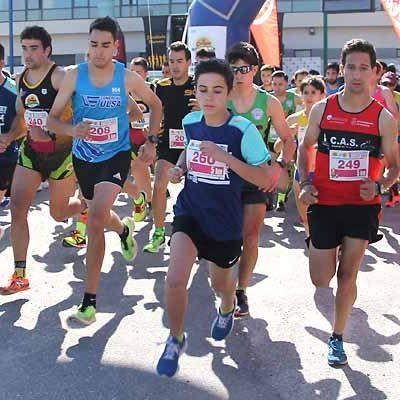 La VI Carrera Solidaria `El Campo´ se celebrará el domingo 6 de mayo en Sanchonuño