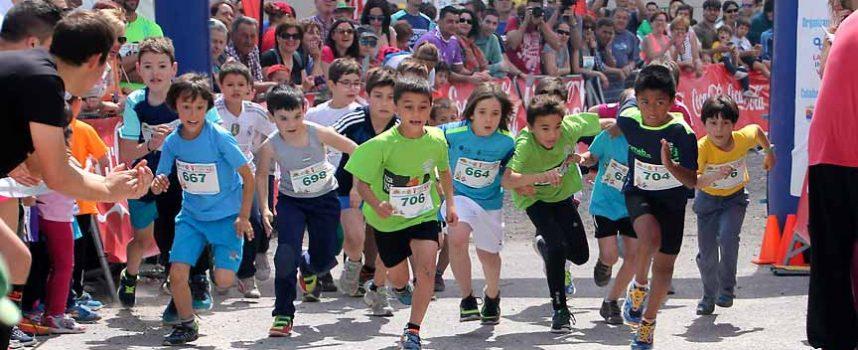 La VI Carrera y la II Marcha Solidaria El Campo contarán mañana con más de 400 participantes