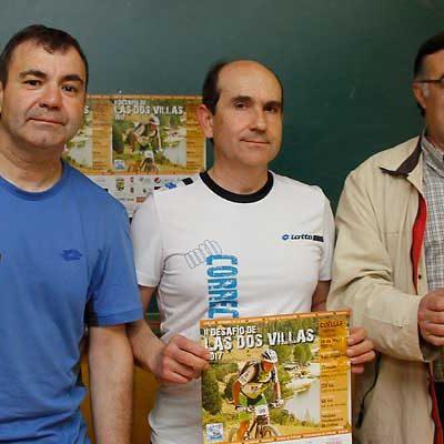 El `Desafío de las 2 Villas: Cuéllar-Fuentidueña´ centrará la actividad deportiva del fin de semana en la comarca