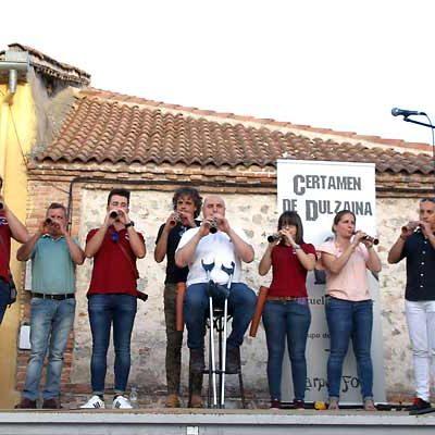 El sonido de las dulzainas y las danzas protagonizarán el I Festival de Folclore de Zarzuela del Pinar