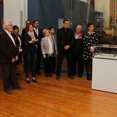 Aguilafuente clausurará el sábado la exposición sobre el Sinodal y la primera imprenta