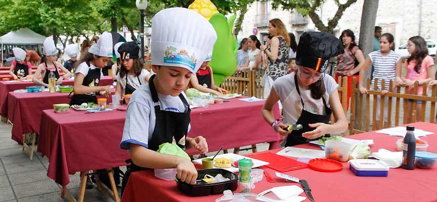 La Feria de la Juventud y la Igualdad acogerá una nueva edición del concurso `Cuéllar Chef Junior´