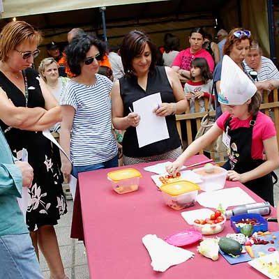 La Feria de la Juventud arranca mañana con una nueva edición del concurso `Cuéllar Chef Junior´