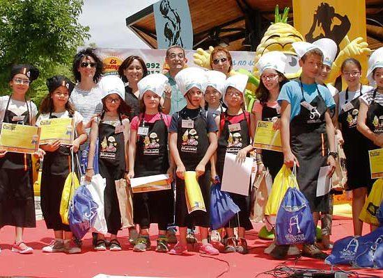 La Feria de la Juventud abre sus puertas con los pequeños chefs como protagonistas