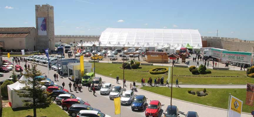 Industria recibe más de 200 solicitudes para participar en la Feria de Cuéllar 2018