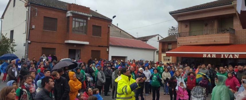 La Marcha Solidaria de la Comunidad de San Benito de Gallegos alcanzó las 650 inscripciones