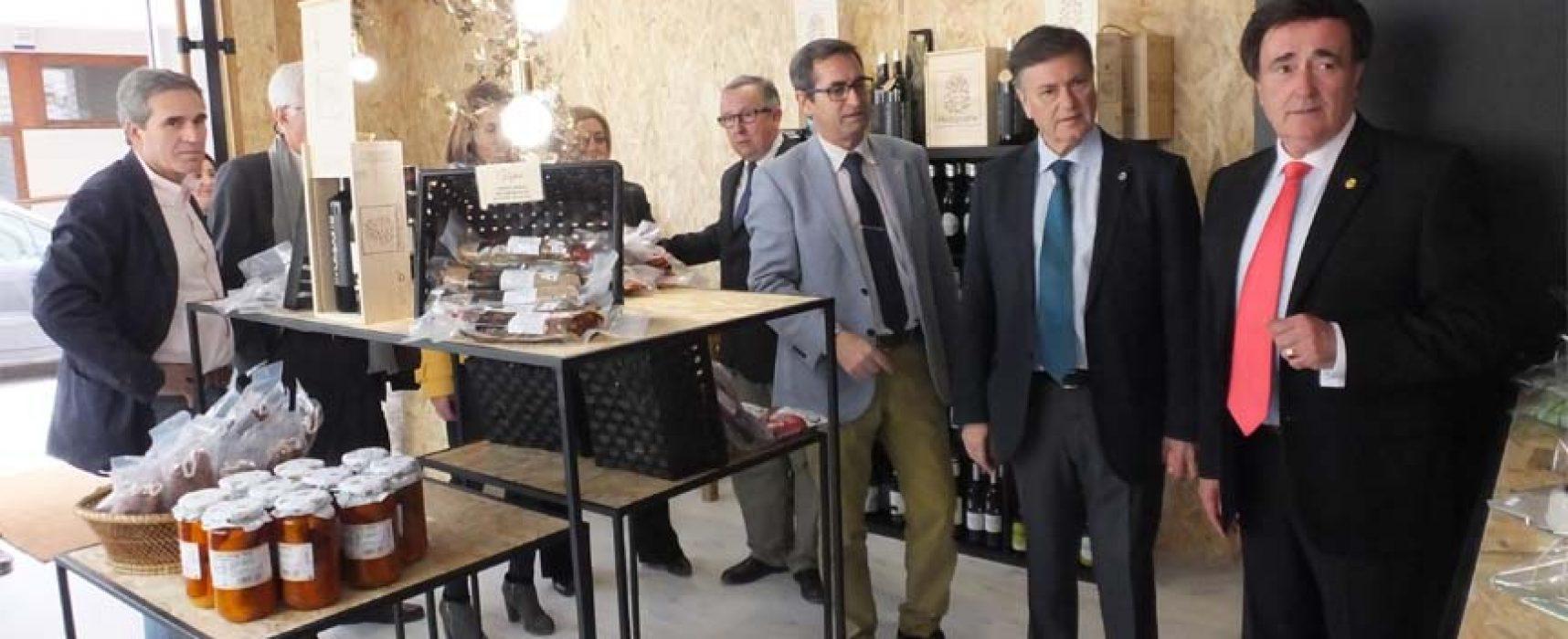 Alimentos de Segovia abre una tienda en Cuéllar