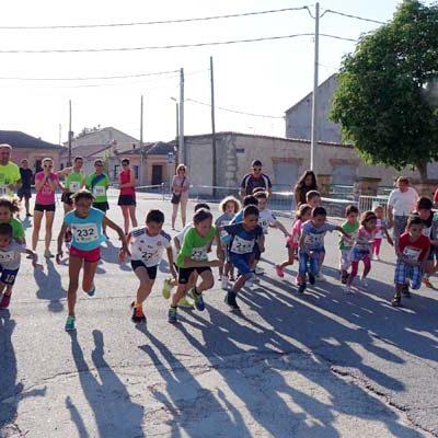 La Media Docena de Leguas Castellanas recorre hoy el circuito urbano de Fuenterrebollo